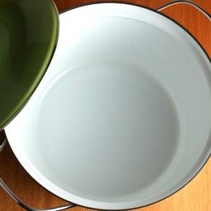 北欧 食器 雑貨 キャサリンホルム ロータス 両手鍋 ホウロウ エナメル