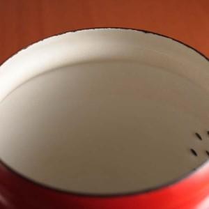 フィネル アンティ・ヌルエスニエミ コーヒーポット(大)赤