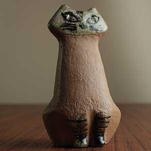 Lisa Larson Lilla Zoo Cat/リサ・ラーソン 小さな動物園シリーズ ネコ