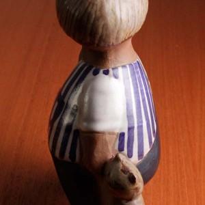 リサ・ラーソン 人形 ラーソンの子供たち マーリン