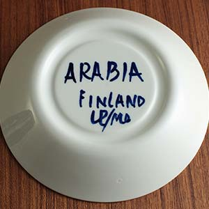 Arabia Fiesta/アラビア フィエスタC&S