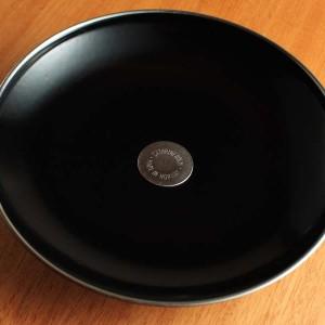 キャサリンホルム ロータス 20cm両手鍋 ブラック&ホワイト